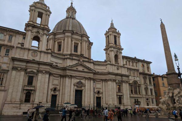roma en 1 dia plaza navona italia
