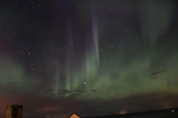 como cazar auroras boreales
