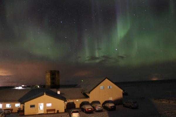 como ver auroras boreales