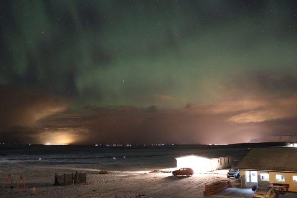 donde se ven mejor las auroras boreales