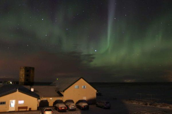 tips para ver auroras boreales