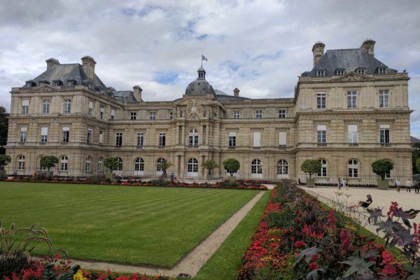 jardines de luxemburgo cuanto cuesta entrar paris francia