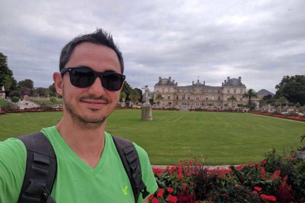 jardines de luxemburgo paris francia